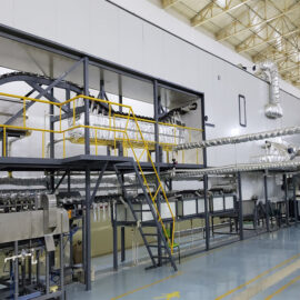 Quy trình sản xuất găng tay latex